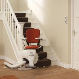 Kėlimo kėdutė su posūkiu