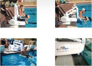 I-swim mobilus keltuvas baseinams